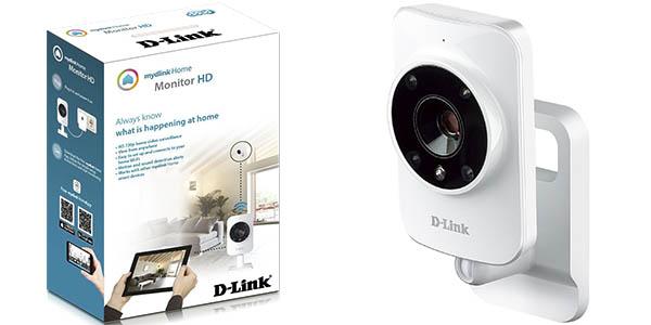 Cámara IP WiFi D-Link DCS-935LH barata