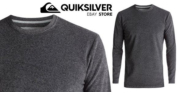 Camiseta manga larga Quiksilver™ After Surf para hombre chollo en eBay