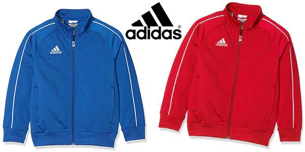 chaqueta Adidas Core18 para niñ@s barata