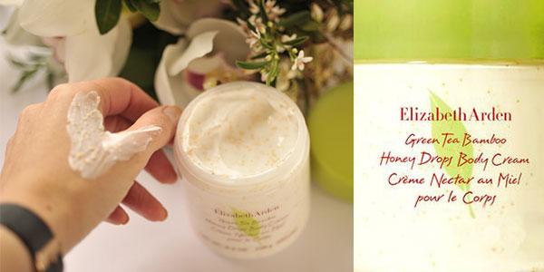 Chollo Crema hidratante Elizabeth Arden Green Tea Bamboo Honey Drops (500 ml) para mujer