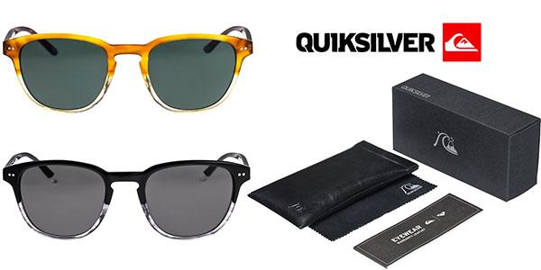 Chollo Gafas de sol Quiksilver Dark Signal con protección UV para hombre