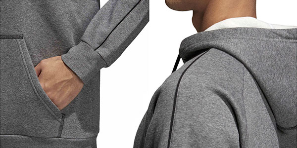 Chollo Sudadera Adidas Core 18 Hoody para hombre
