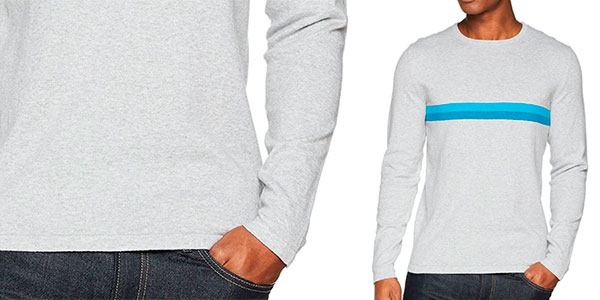Chollo Suéter Jack & Jones Jcostone Crew Neck para hombre