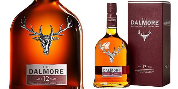 Chollo Whisky de malta escocés The Dalmore de 12 años (700 ml)