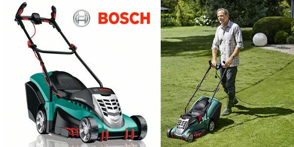 Cortacésped Bosch Rotak 43 de 1800W con sistema Ergoflex y anchura de corte de 43cm barato