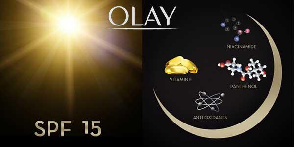 Olay Total Effects Crema Hidratante Antiarrugas 7 en 1 de 50ml chollo en Amazon