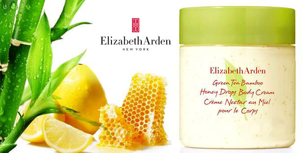 Crema hidratante Elizabeth Arden Green Tea Bamboo Honey Drops para mujer barata
