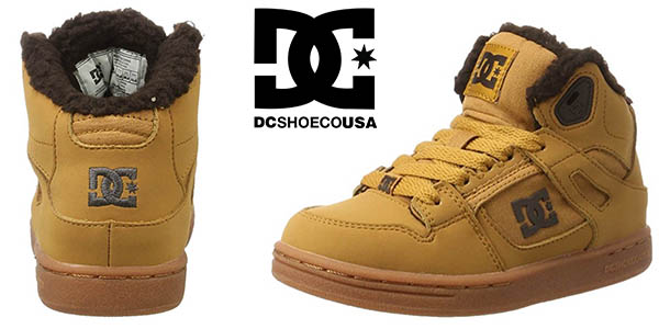 DC Shoes Rebound WNT zapatillas para niñ@s baratas