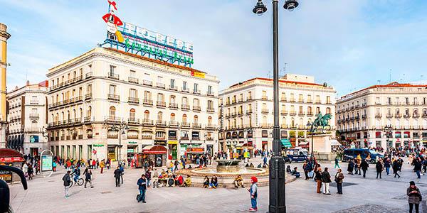 escapada a Madrid barata mayo 2018