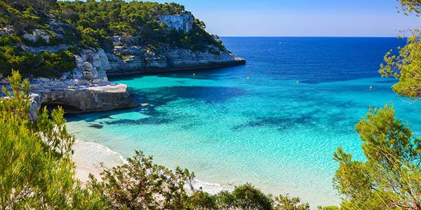 Escapada Menorca barata con todo incluido verano