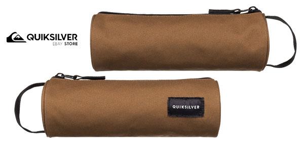Estuche lapicero Quiksilver Pencilo en color marrón barato en eBay