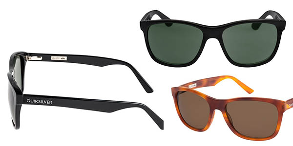 gafas de sol de diseño vintage Quiksilver Austin oferta