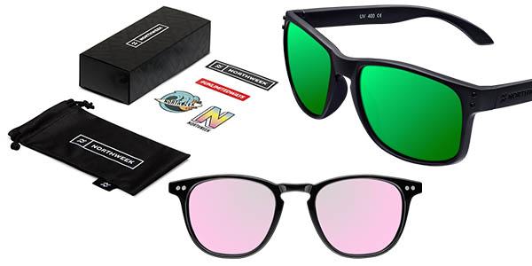 gafas de sol polarizadas Northweek con genial relación calidad-precio y grandes descuentos