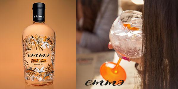 Ginebra de naranja Emma Fresh & Fun (700 ml) barata