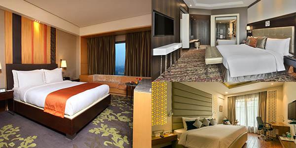 hoteles de primera categoría baratos en India