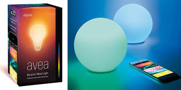 luz inteligente Avea Elgato para crear escenas lumínicas en oferta