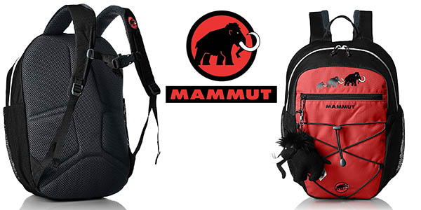 Mammut Fist Zip mochila compacta barata