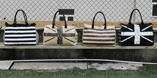 Maxi bolso bandolera en lona ideal para viaje o playa chollo en Amazon