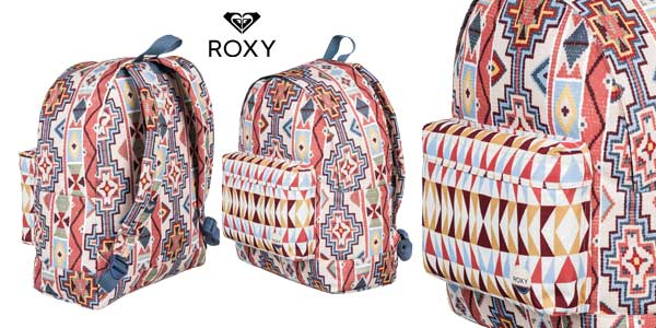 Mochila Mediana Roxy™ Be Young de 24L para mujer chollazo en eBay