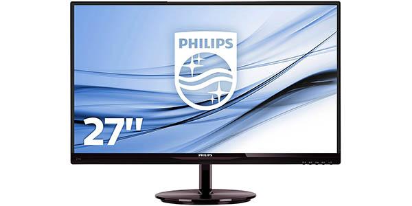 """Monitor Philips 274E5QHSB SmartImage Lite de 27"""" Full HD"""