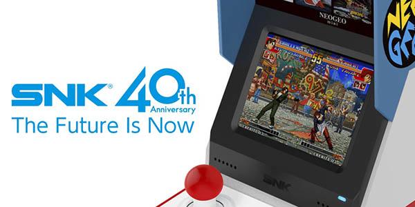 Versión mini de la Neo Geo