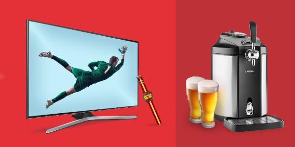 Smart TV baratos mundial 2018