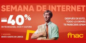 Ofertas de la Semana de Internet de Fnac