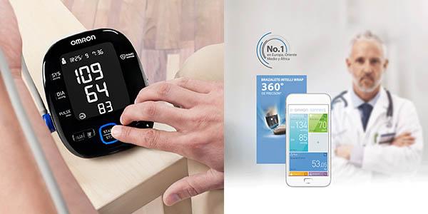 Omron MIT5s Connect tensiómetro de brazo doméstico con aplicación móvil en oferta
