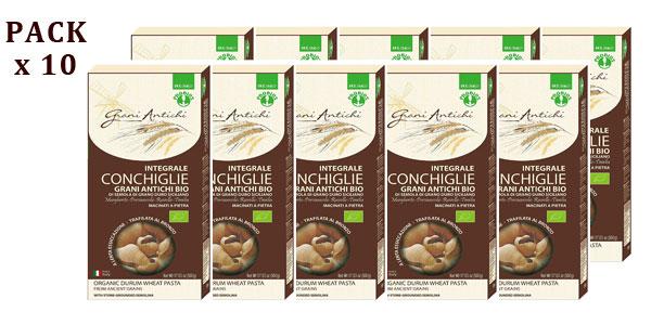 Pack de 10 Paquetes de Probios Pasta de Sémola de Trigo Duro Antiguo barato en Amazon