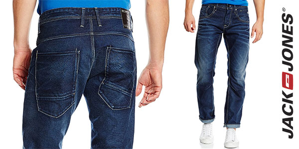 Pantalones vaqueros Jack & Jones boxy leed baratos
