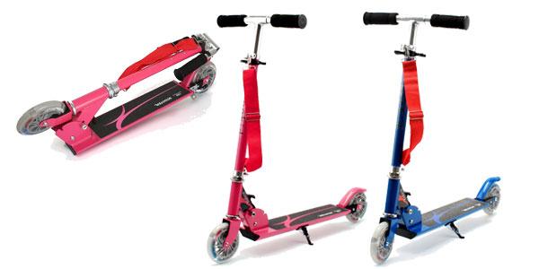 Patinete Honkid de aluminio con 2 ruedas tipo Scooter barato en Amazon