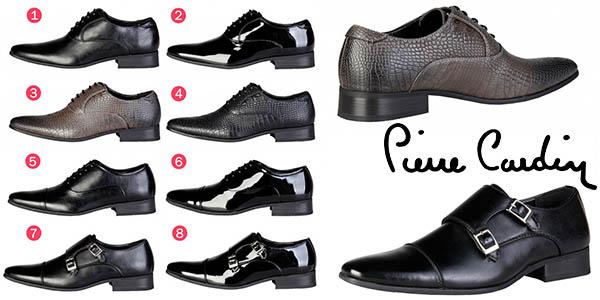 Pierre Cardin zapatos de vestir baratos