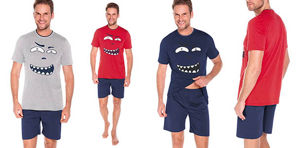 pijama de verano para hombre Italian Fashion barato