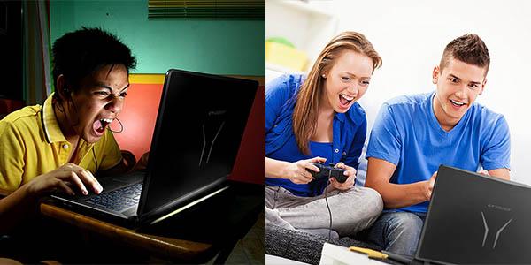 Portátil gaming Medion Erazer P6689 barato