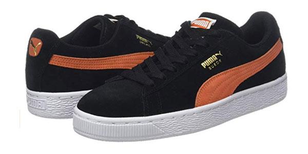 Zapatillas Puma Suede Classic + Unisex rebajadas en Amazon