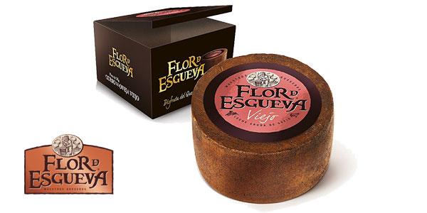 Queso 1 kg Flor de Esgueva Viejo de leche cruda de oveja barato en Amazon