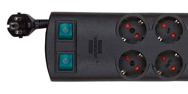 Regleta Brennestuhl 1153300120 Prime Line en oferta en Amazon