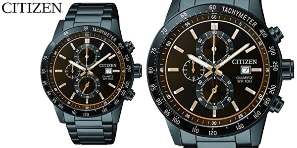Reloj cronógrafo Citizen AN3605-55X barato en Amazon