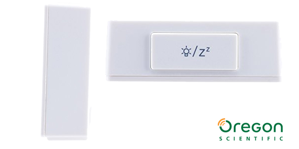 Reloj Digital Oregon Scientific RM511en color blanco chollo en Amazon