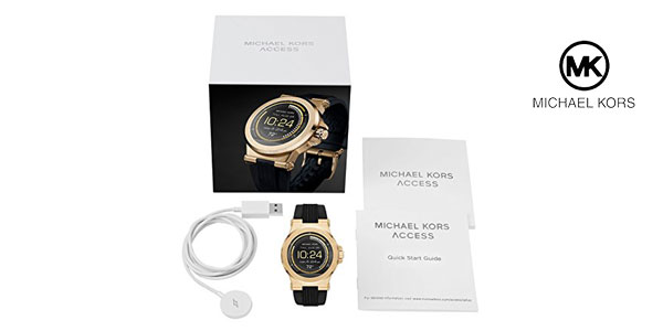 Reloj Michael Kors Access Dylan MKT5009 chollazo en Amazon