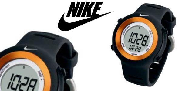 reloj de pulsera Nike WK0010081 con correa de goma barato