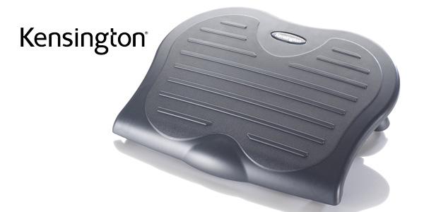 Reposapiés Kensington SoleSaver con 3 opciones de inclinación barato en Amazon