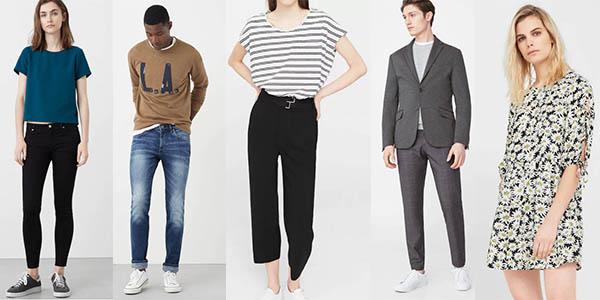 ropa Mango Outlet de verano con diseño casual ofertas