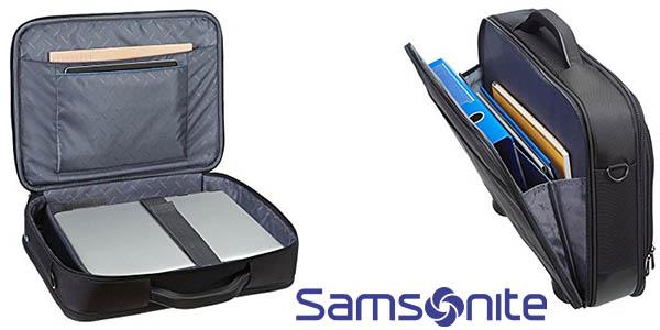 Samsonite Vectura Office Case Plus maletín para portátil de 16 pulgadas barato