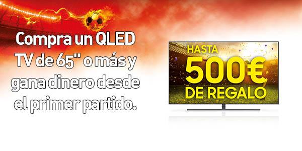 Promoción Samsung ¡Si España gana, tú ganas!