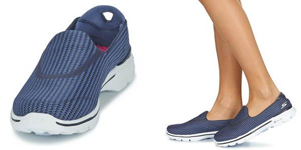 Skechers Go Walk 3 zapatillas cómodas chollo