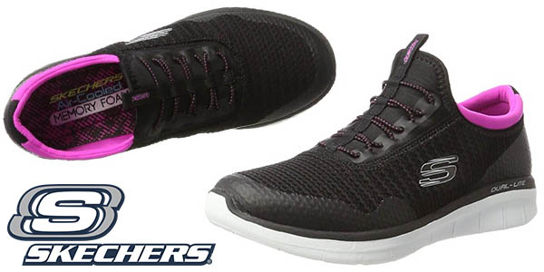 Skechers Synergy 2.0-Mirror Image zapatillas baratas