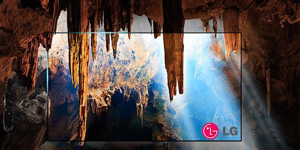 Smart TV LG 65UJ620V UHD con sonido Surround y DTS en oferta