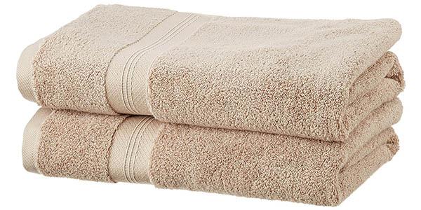toallas para el cuarto de baño con gran calidad y buenos resultados de lavado a precio de chollo