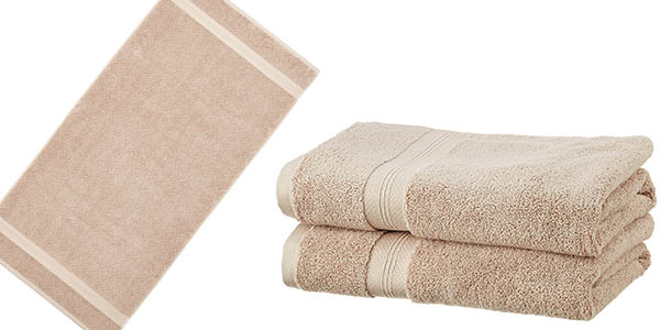 toallas de mano Pinzon para baño en algodón egipcio Pima baratas